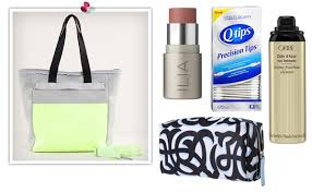 10 Must Bag Essentials What by Bag Essentials Gear For Each Type Of Gal