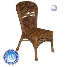Outdoor Wicker Dining Chair Wicker Dining Chairs Slisports