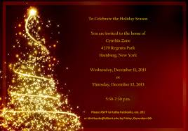 Invitation Cards For Christmas Party Incredible Christmas Party Invitation Wording Jingle Bells