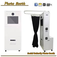 Photobooth For Sale Light Weight Photobooth Flight Case Portable Photo Booth Enclosure
