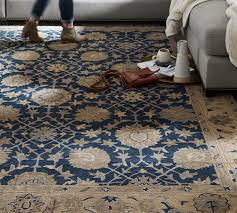 Pottery Barn Persian Rug by Madeline Persian Rug Blue Multi Home Pinterest Persian And