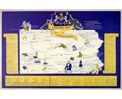 Map Of Philadelphia Pennsylvania by Maps Of Pennsylvania State Collection Of Detailed Maps Of