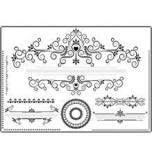 border ornaments vector images 110 000