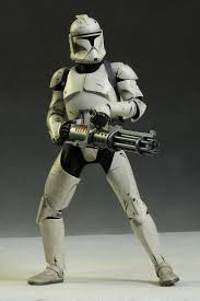 star wars sixth scale clone trooper action figures clone trooper