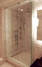 frameless shower doors chicago custom frameless shower doors