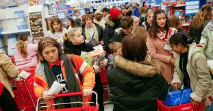 target black friday start time target says up to 110 million potential victims in data breach