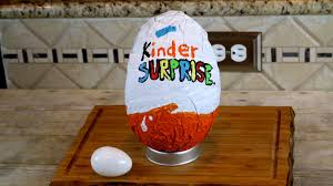 egg kinder how to make a kinder egg funfoods