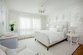 Classic Bedroom Design Captivating White Scheme In Bedroom Design
