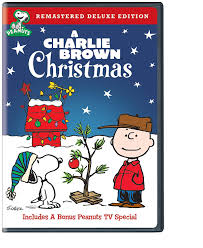 amazon com a charlie brown christmas remastered deluxe edition