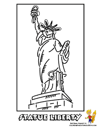 united states coloring pages national monuments clip art library