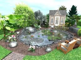 Home Landscape Design Tool by Garden Design Program