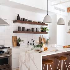kitchen wall cabinets ideas 27 open kitchen shelving ideas that work in 2021 houszed