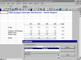 the power of spreadsheets