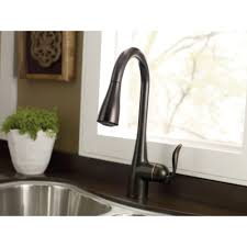 moen 7594orb arbor oil rubbed bronze pullout spray kitchen faucets