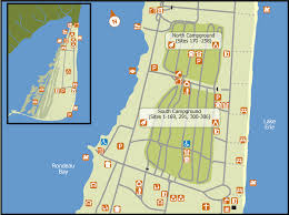 find a site rondeau ontario parks reservation service