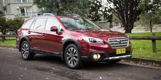 old subaru outback 2016 subaru outback 2 0d premium review caradvice