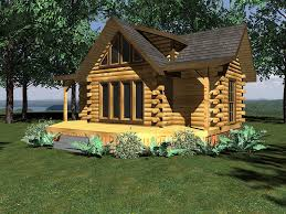 small home or tiny homes log cabins by honest abe plans under 1000