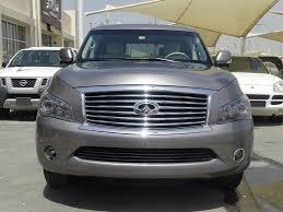 infiniti qx56 uae used infiniti qx56 2013 car for sale in sharjah 735507