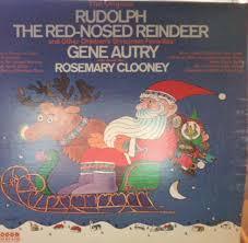 gene autry vinyl record albums