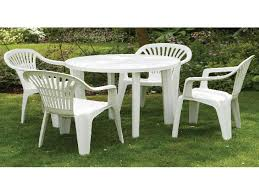 Plastic Table And Chairs Inspiration Of Plastic Patio Tables And Chairs With Plastic Patio