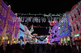 disney world lights at disney studios