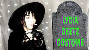 Lydia Deetz Costume Lydia Deetz Costume Youtube