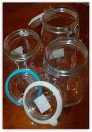 kitchen organizing canisters for nuts