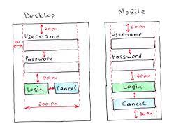 framework design visual test driven development for responsive interface design