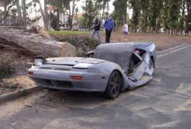 the best collection of funny pictures couch car accident broken