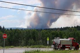 Bc Wildfire Global News by B C Forest Fires Over 10 000 Evacuated In State Of Emergency