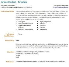 student first resume astounding free student resume templates