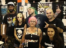 it u0027s about the ink and then some at the united ink tattoo expo