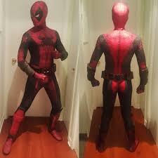 spider man deadpool costume mash up adafruit industries u2013 makers