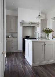 Urban Kitchen London Colour Study Farrow And Ball Hardwick White Modern Country