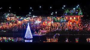 christmas lights in pa koziar s christmas village home facebook
