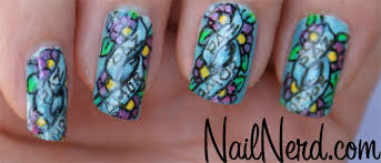 nail nerd nail art for nerds peace and love flash tattoo nails