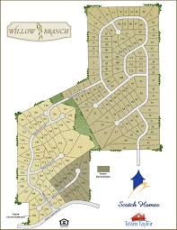 Chelsea Michigan Map by New Homes In Chelsea Al At Willow Branch Scotch Homes