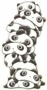 25 awesome panda bear tattoo ideas cartoon bear tattoos