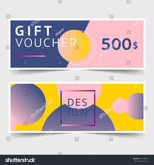 adobe illustrator gift certificate template free image collections
