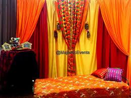Wedding Home Decoration Https Www Facebook Com Majesticeventsbykiran Indian Wedding Home
