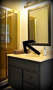 Spray Paint Bathroom Vanity Home Decor 45 Amazing Bathroom Light Fixtures Home Depot Home Decors