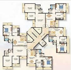 nyc apartment building floor plans fig two combined plan design