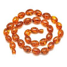 natural amber necklace images Dark honey coloured baltic amber necklace for children natural jpg