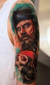 9 amazing pirate tattoo designs designbump