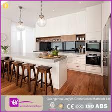 High Gloss Acrylic Kitchen Cabinets by 2017 Kitchen Design Idea High Gloss Modern Kitchen Anti Scratch