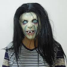 Halloween Costumes Vampire 2017 Halloween Costume Vampire Woman Scary Long Hair Bloody