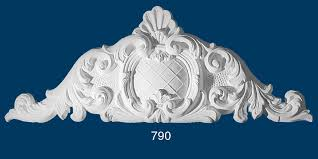 plaster ornaments bor017
