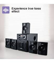 hdmi home theater system india buy envent deejay 704 5 1 speaker system online at best price in