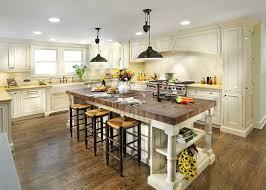 butcher block kitchen island ideas captivating butcher block kitchen island white cabinets brown table