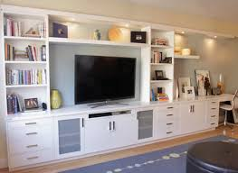 Entertainment Storage Cabinets Wall Cabinets Living Room Display Cabinets With Puck